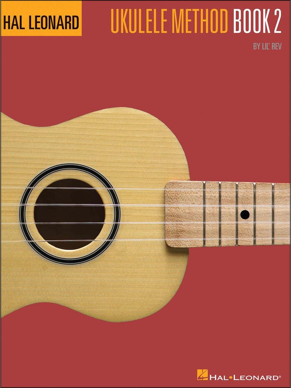 Hal Leonard Ukulele Method Book 2 & CD