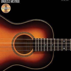 Hal Leonard Baritone Ukulele Method Book 1 & CD
