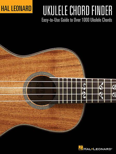 Hal Leonard Ukulele Chord Finder (6 x 9)