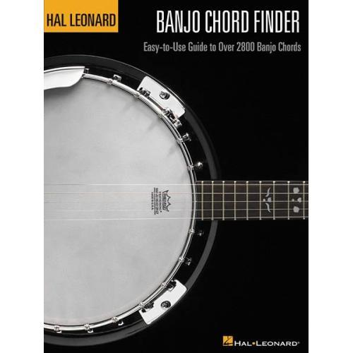 Hal Leonard Banjo Chord Finder (6 x 9)