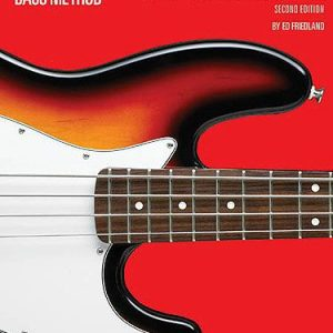 Hal Leonard Bass Method Complete Edition Book 1 to 3