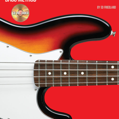 Hal Leonard Bass Method Complete Edition Book 1 to 3 & CD
