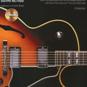 Hal Leonard Jazz Rock Fusion Method Book & CD