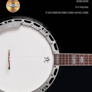 Hal Leonard Banjo Method Book 1 & CD 2nd Edition