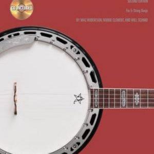 Hal Leonard Banjo Method Book 2 & CD 2nd Edition