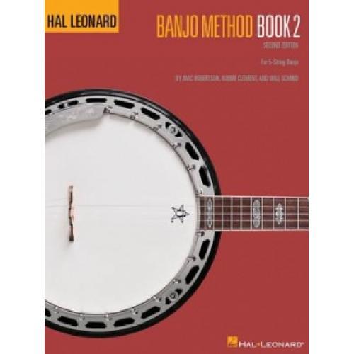 Hal Leonard Banjo Method Book 2 2nd Edition