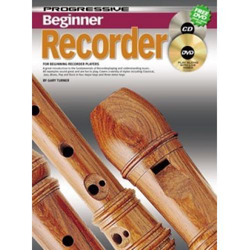 Progressive Beginner Recorder