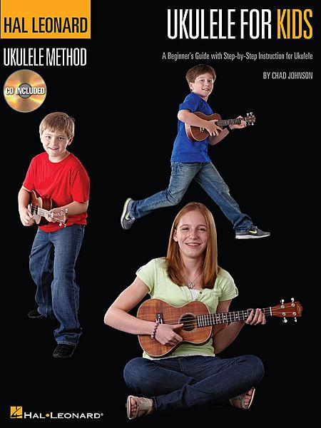 Hal Leonard Ukulele for Kids