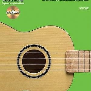 Hal Leonard Easy Songs For Ukulele Book & CD