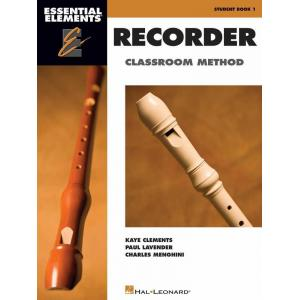 Essential Elements Recorder Classroom Method Book 1