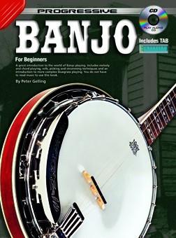 Progressive Banjo for Beginners