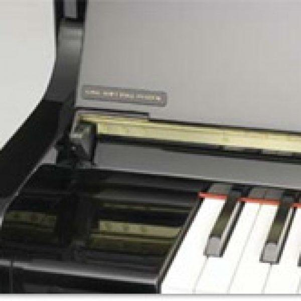 Kawai K800 Upright Piano Ebony Polish