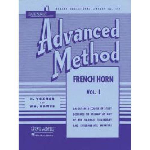 Rubank Advanced Method French Horn V1