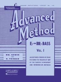 Rubank Advanced Method Eb or BBb Bass V1