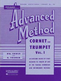 Rubank Advanced Method Cornet & Trumpet V1