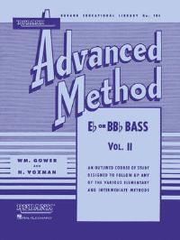 Rubank Advanced Method Eb or BBb Bass V2