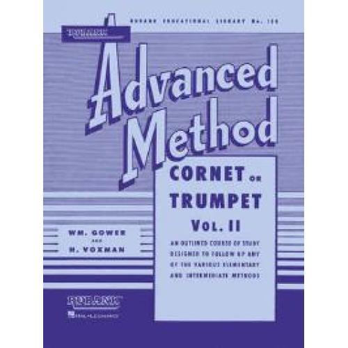Rubank Advanced Method Cornet or Trumpet V2