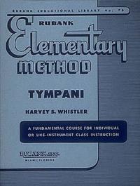 Rubank Elementary Method Timpani