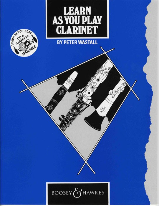 Learn as you play Clarinet