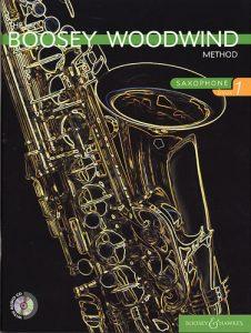 Boosey Woodwind Method Saxophone BK1