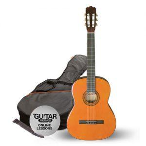 Ashton SPCG44 4/4 Classical Guitar Starter Pack