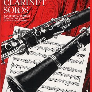 First Book of Clarinet Solos