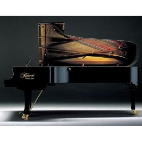 Shigeru Kawai SK-EX Concert Grand Piano