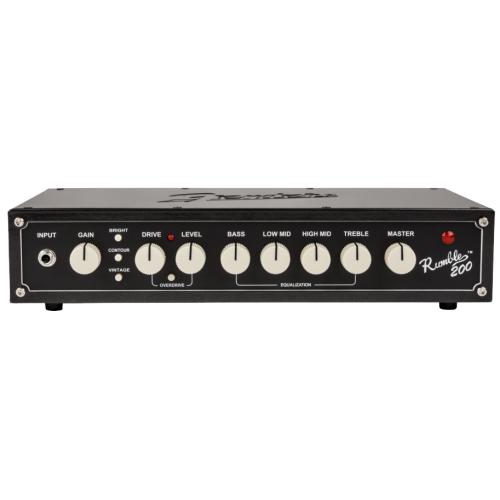 Fender Rumble 200 Head (V3)