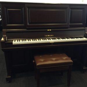 Yamaha W201 Preloved Piano