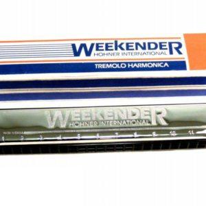 Hohner Weekender Tremolo 24 Harmonica