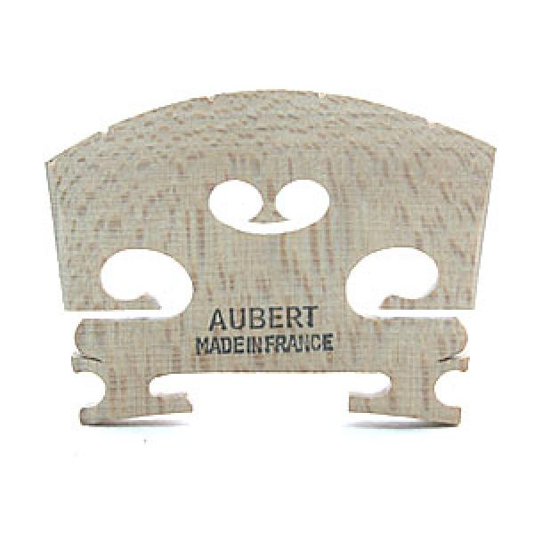 VIOLIN BRIDGE AUBERT.FRANCE 5 PREPARED 4/4
