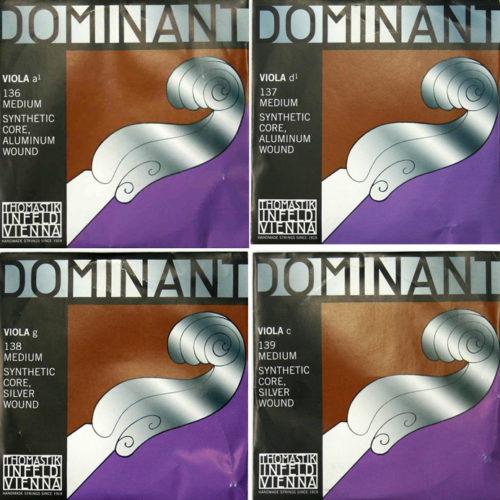 "Dominant Viola String Set 16"""