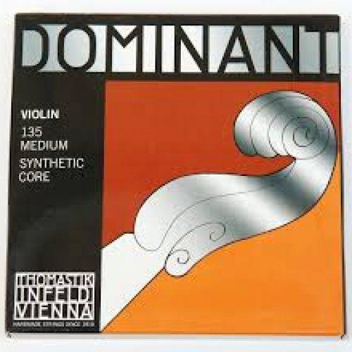 Dominant 1st E Violin String 1/8