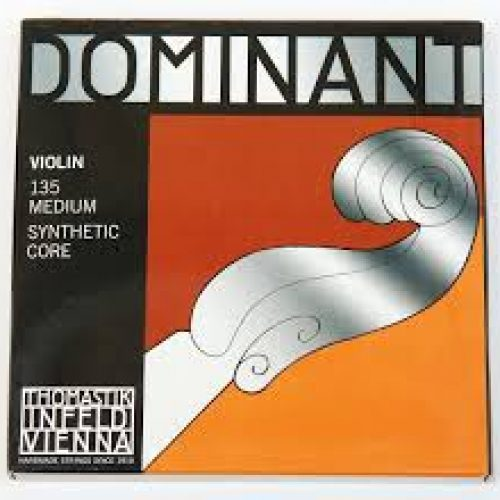 Dominant 3rd D Violin String 4/4
