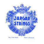 Jargar 1st A Cello String Medium Blue