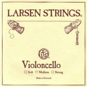 Larsen 1st A Cello String