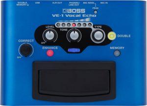 Boss VE-1 Vocal Harmonist