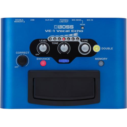 Boss VE-1 Vocal Harmonist