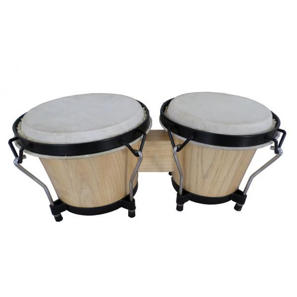 Percussion Plus PP105F Bongos