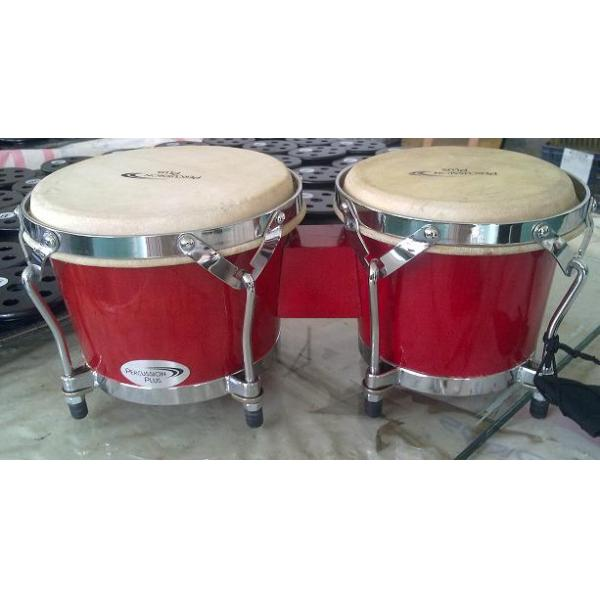 Percussion Plus PP105C Bongos