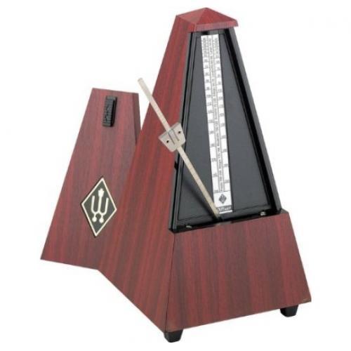 Wittner Metronome Plastic-Bell Mahogany