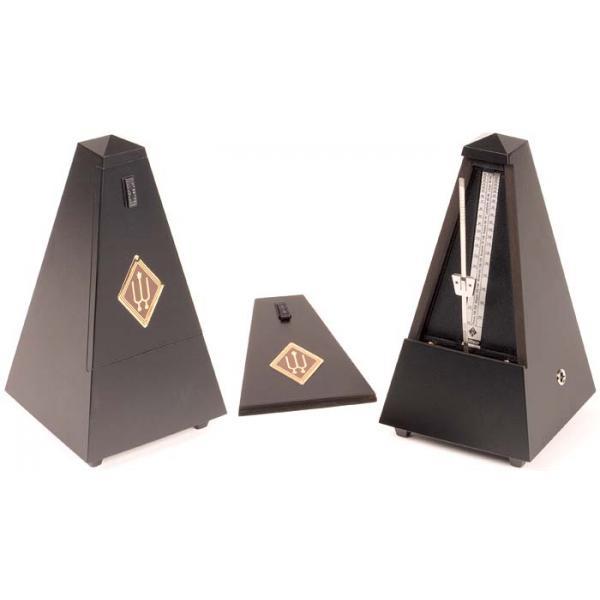 Wittner Metronome Plastic-Bell Black