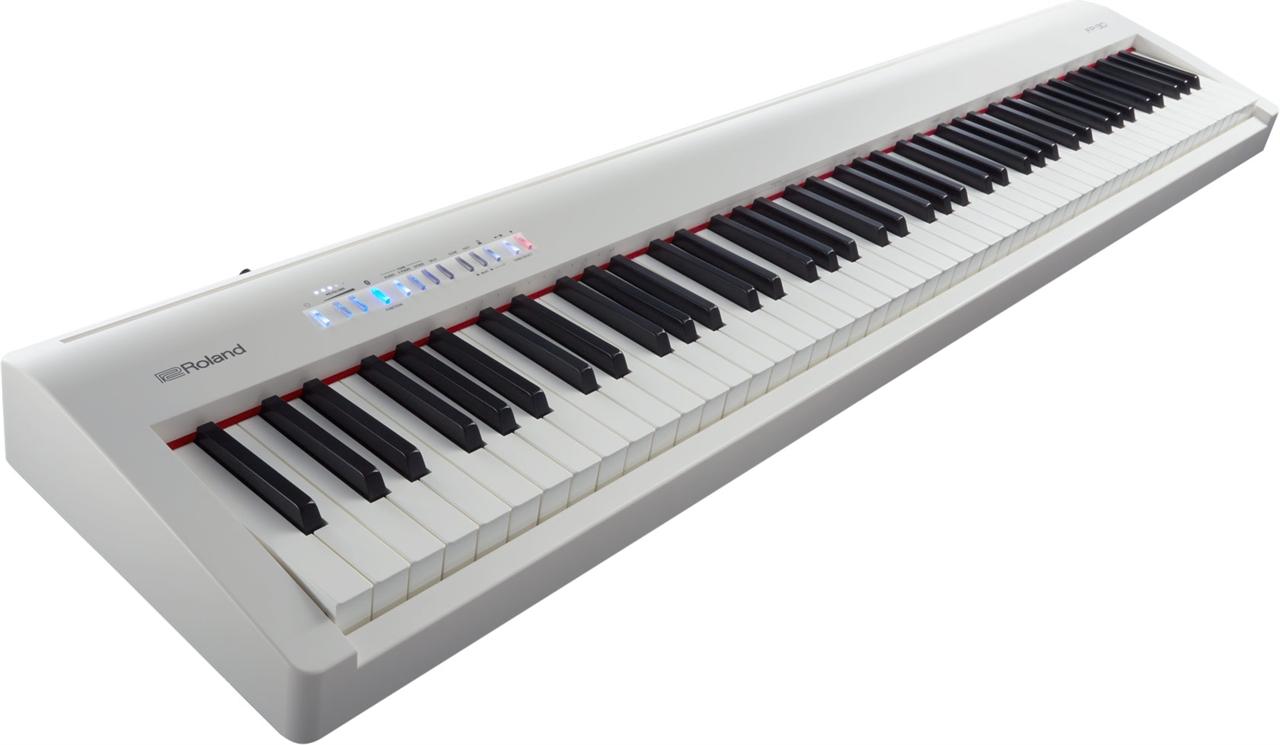 Roland Fp30 Compact Digital Piano Black Fp30bk Vivace Music Store Brisbane Queensland S Largest Music Store