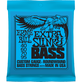 Ernie Ball Extra Slinky Nickel Wound Bass String Set