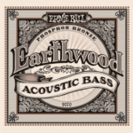 Ernie Ball Earthwood Acoustic Bass String Set