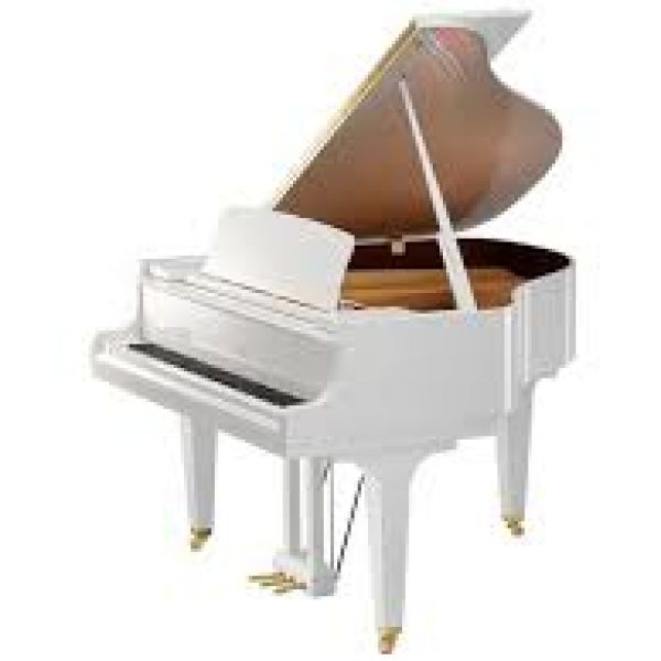 Kawai GL10 Grand Piano - Polished White