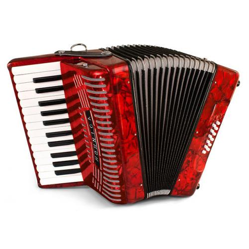Hohner A1620S Hohnica 12 Bass Chromatic Accordion