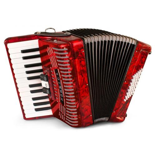 Hohner A1621S Hohnica 48 Bass Chromatic Accordion