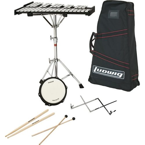 Ludwig Percussion Pack With Rolling Bag