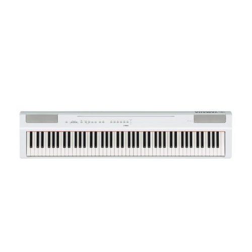 Yamaha P125 White Portable Digital Piano